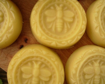 Happy Hands Beeswax Lotion Bar