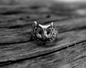 The Classic Owl Ring
