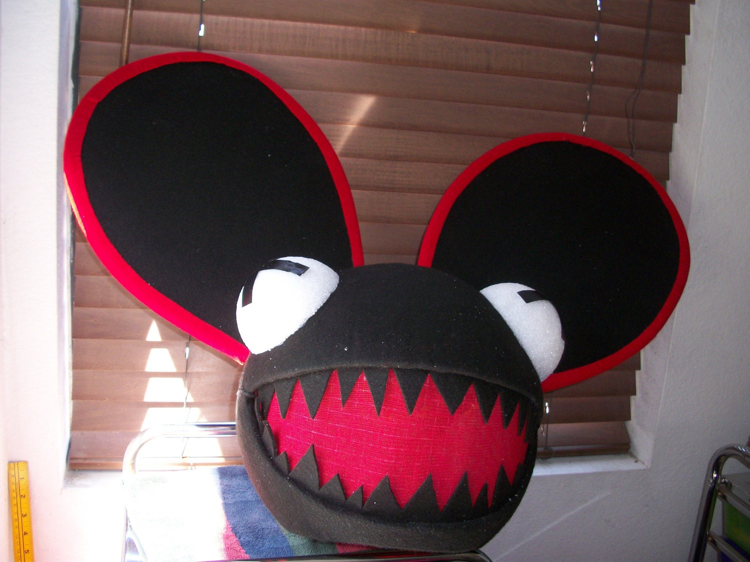 replica evil deadmau5 head mouse halloween mask dj concerts - Deadmau5 Halloween Head