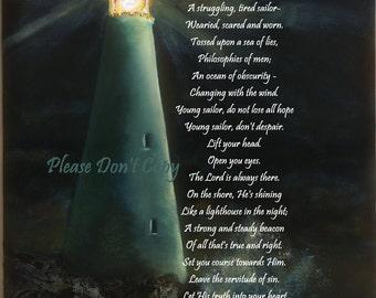 11X14 Print Light of Truth