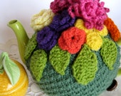Tea Cozy - summer flowers