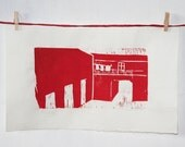 Stumti traukti - Red house