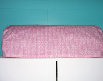 """PINK """"GATE"""" Cricut Expression Dust Cover, Electronics Cover, Supplies, Sewing"""