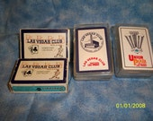 Miniature Las Vegas Playing Cards