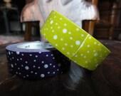 washi tapes / masking tapes  - set of 2 - 10m long