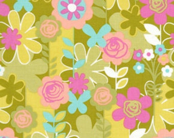 Garden Walk fabric by Erin McMorris from Weekends for Free Spirit - 1 yard SALE