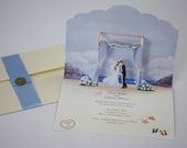 Wedding card - for client