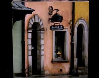 Tissue Box Cover Galeria Warsaw