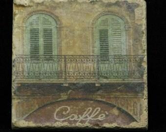 Coaster/Trivet - Veronese Cafe in Verona Italy