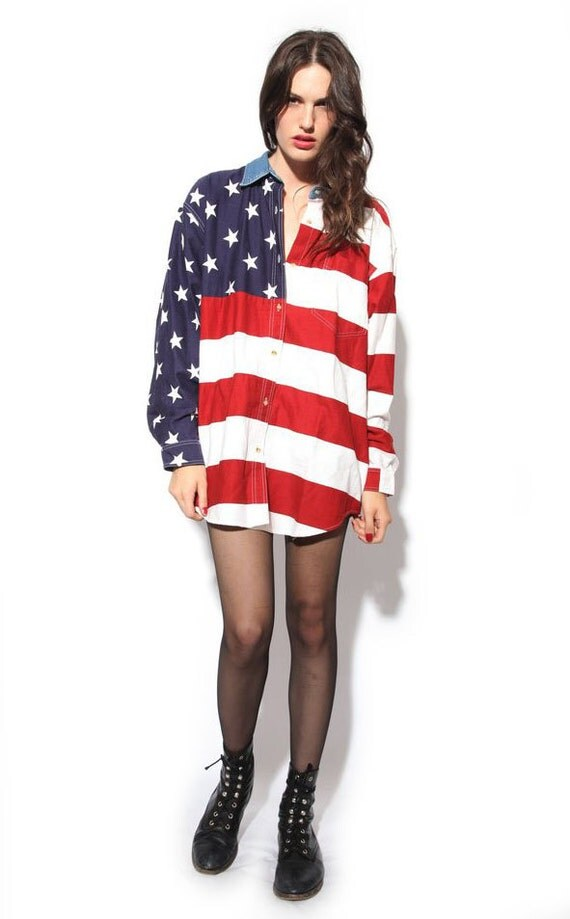 Red White And Blue Blouse Photo Album - Reikian