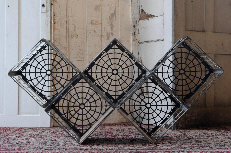 Unique Crate Shelves 25 DIYs  Guide Patterns