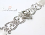 Wedding Sash Belt Bridal Sash Crystal Rhinestone Bridal Belt Wedding Accessories MARIE - ON SALE