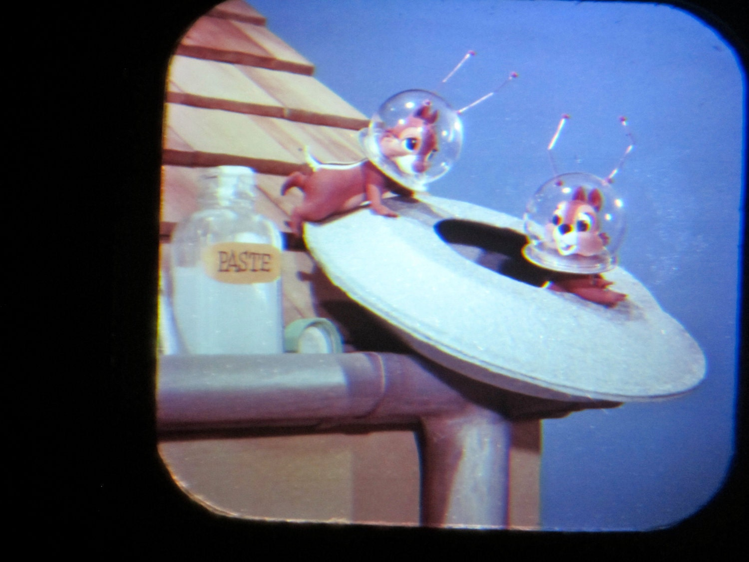 Donald Duck View Master Reels 1950 Style By Disney
