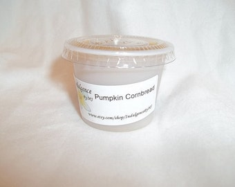 Pumpkin Cornbread 1oz Sample Melt