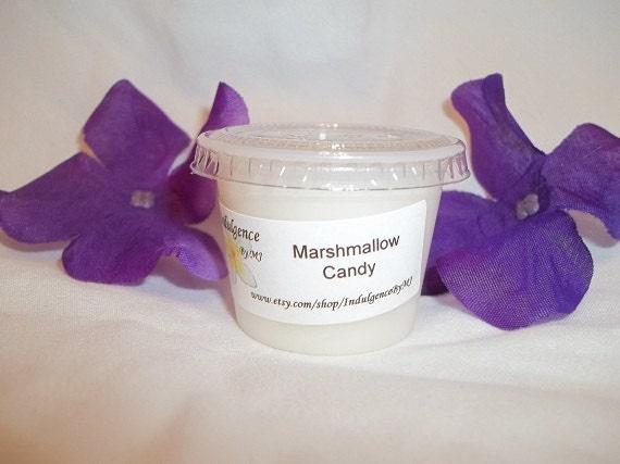 1oz Sample wax melt - Marshmallow Candy