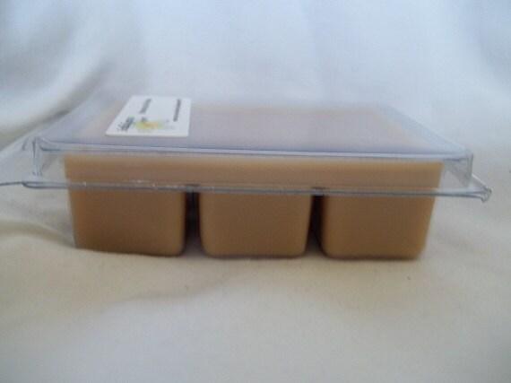 Butterscotch Brulee clamshell wax melts