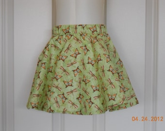 Size 3 Girls Twirly Skirt