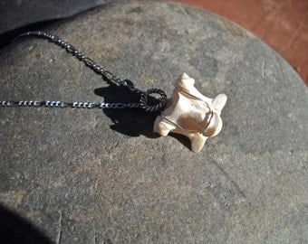 Single Vertebrae Necklace