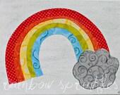 Children's Wall Art Print 8x10- rainbow, Kids Art, Kids Room Art, Play Room, Nursery Art, Nursery Room Decor