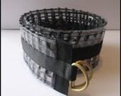 The Edgy Belt (Custom Order)