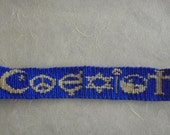 Coexist - friendship bracelet