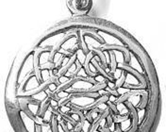 celtic infinity knot charm sterling silver 925 jewelry Real Sterling silver 925 pendant Charm jewelry