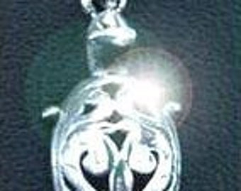 celtic turtle charm mother earth sterling silver 925 Real Sterling silver 925 pendant Charm jewelry