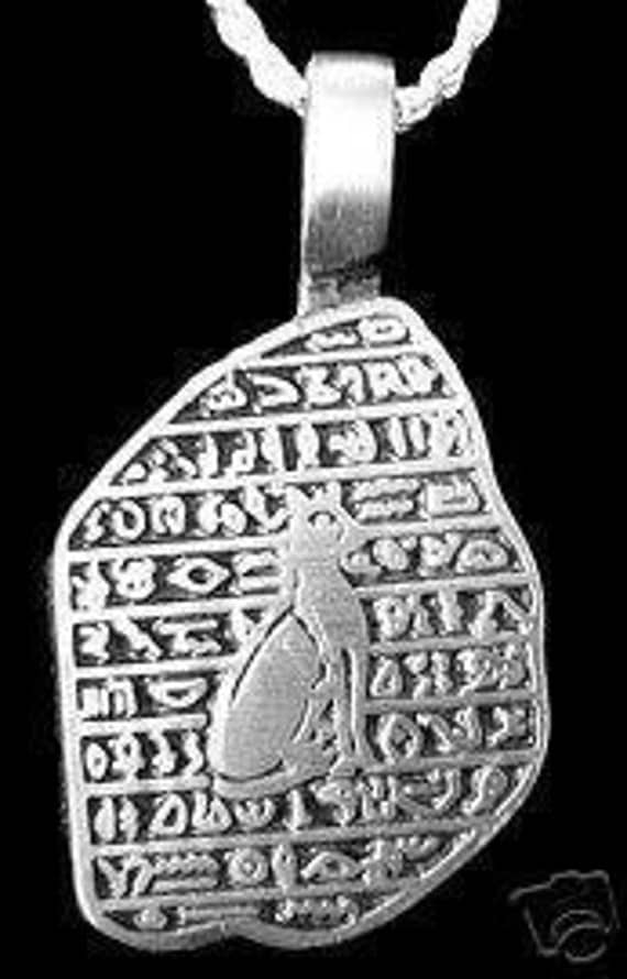 1667 thick egyptian egypt bast cat pendant charm silver Real Sterling silver 925 pendant Charm jewelry