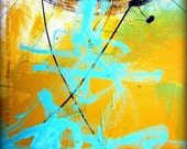 Eclipse - Print of Original Art byLaura Gomez -Abstract-Modern-Contemporary-Industrial-Minimal Art