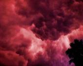 Summer Storm Clouds Love Sunshine Coast Photography