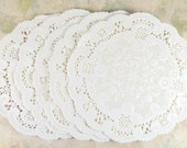 Paper Lace Doilies-set of 25