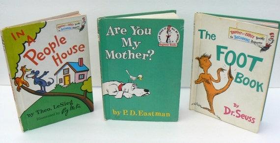 SALE Illustrated Childrens Books-Beginner Readers-Grolier Book Club