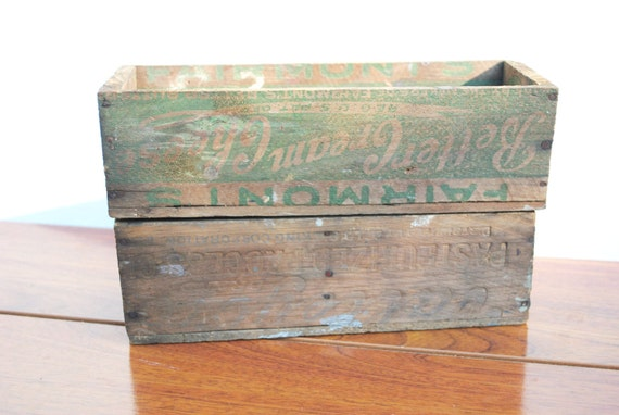 Reserved for Lindsay Vintage Cheese Boxes