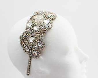 Crystal Vintage Headdress for Your Wedding