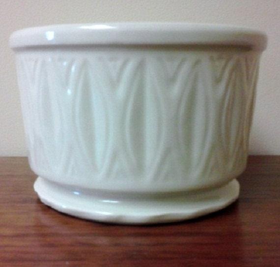 Vintage McCoy Ceramic Planter - 395