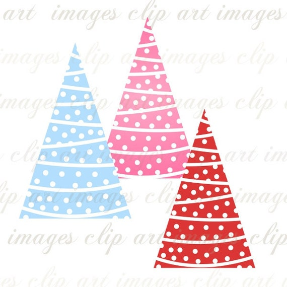 Christmas Tree Clip Art , Royalty Free, Wonderland Trees, 3  Images to use for your crafts or designs for sale, digital download graphics