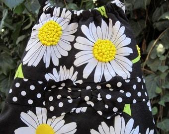 Daisy Halter Dress--Size 3T
