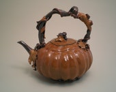Early Autumn Teapot