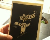 Le Stoner's Digest 1 and its litterary supplement