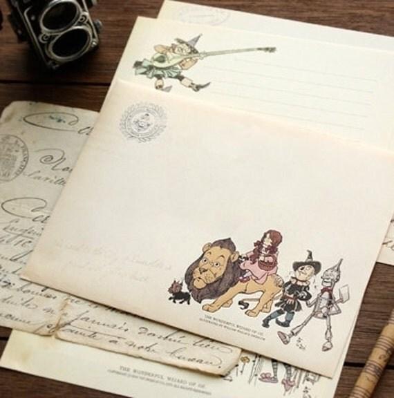 Wizard of Oz Writing Activities