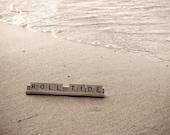 In Rolls The Tide - 11x14 Fine Art Photograph