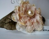 Bloom Hair Clip, Bridal, Spring, Summer