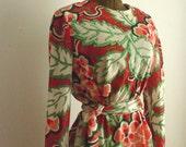 "Vintage 1960's Leo Narducci ""Mame Collection"" Blouse"