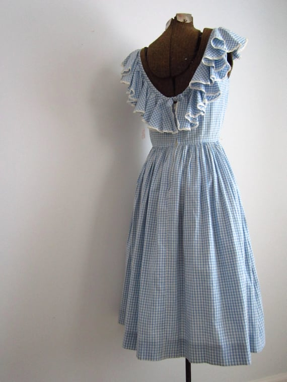 Vintage 1950s Gay Gibson Gingham