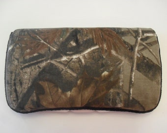 Hunting Camo Baby Wipes Case
