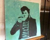 James Murphy of LCD Soundsystem (Pop Art Portrait)