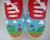 Mario Bros Shoes