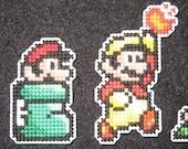 Super Mario Bros. 3 8-bit magnets