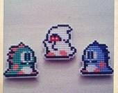 Bubble Bobble 8-bit magnets