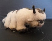 Appa needle felted shipping included